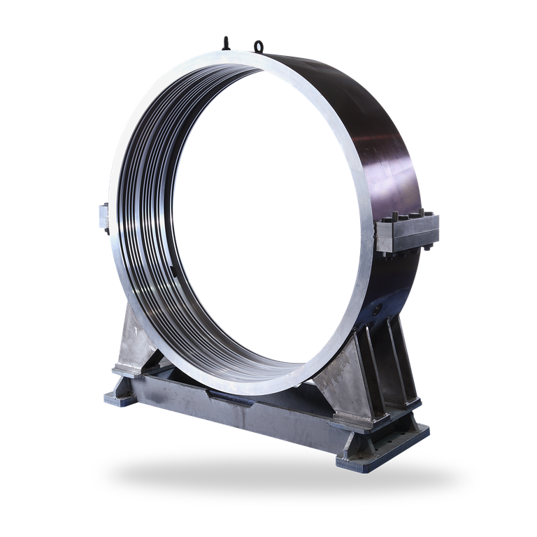 Espey Magna500+    the large seal for diameters from 500 mm