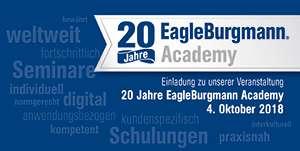20 Jahre EagleBurgmann Academy